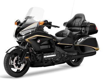 Moto Honda Goldwing 1800