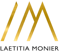 laetitia monier logo